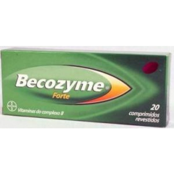 BECOZYME FORTE COMP REV X 20