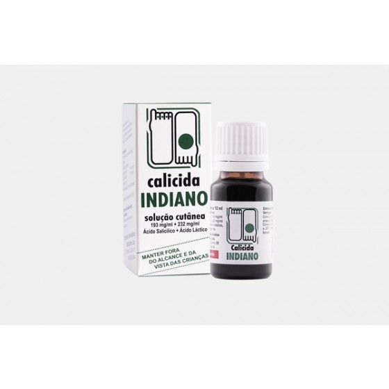 INDIANO CALICIDA SOL TOP 12 ML