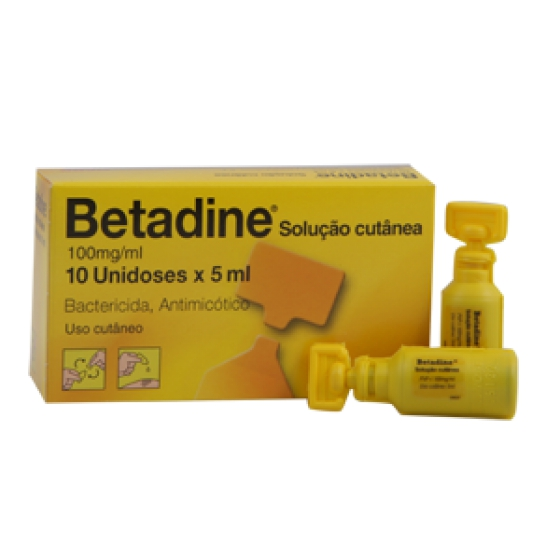 BETADINE SOLUCAO SOL TOP 100 MG/ML X 10