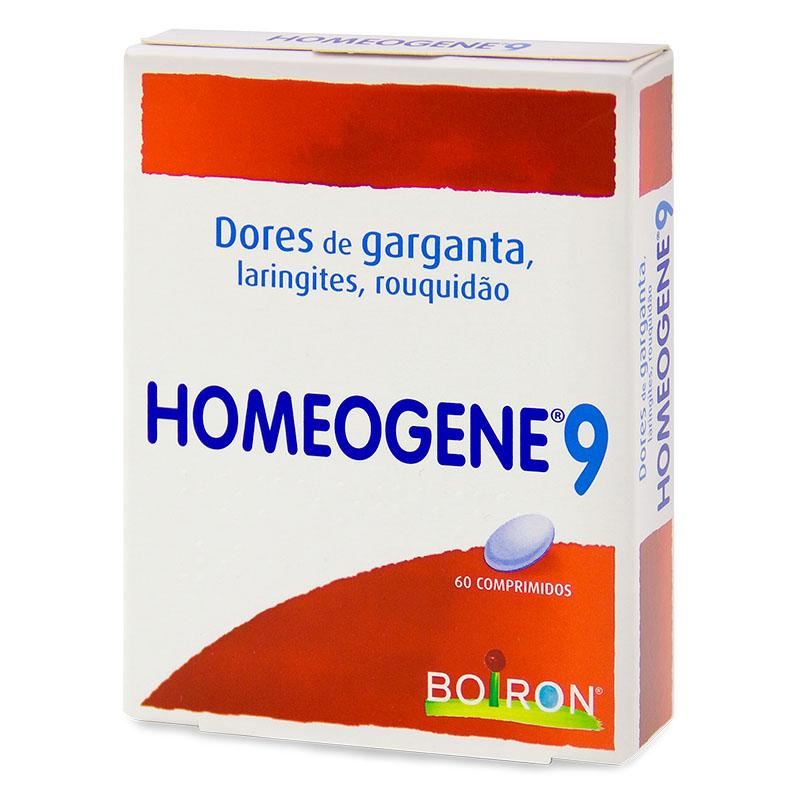 HOMEOGENE 9 COMP X 60