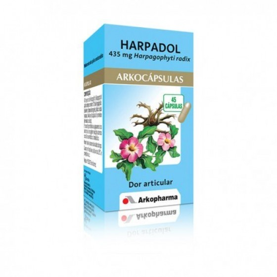 ARKOCAPSULAS HARPADOL 435 MG X 45CAP