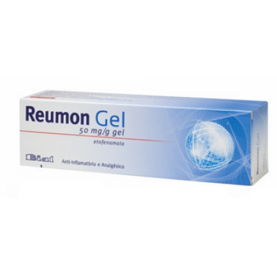 REUMON GEL GEL BISN 50 MG/G 60 G