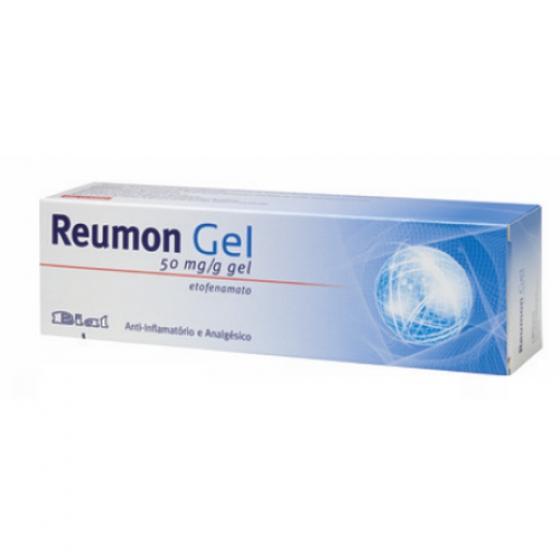 REUMON GEL GEL BISN 50 MG/G 60 G