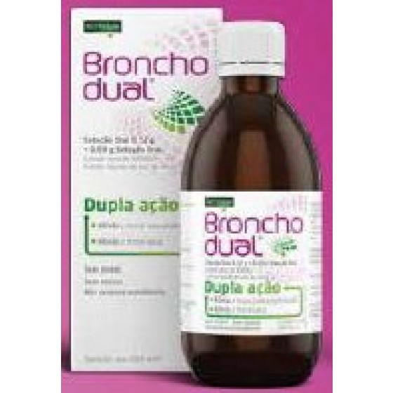 BRONCHODUAL 0,12+0,83 G 15 ML SOL OR120ML