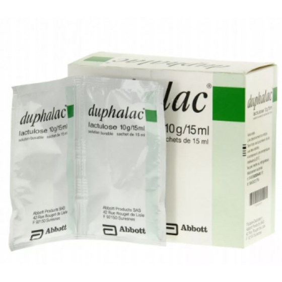 DUPHALAC 10 G/15 ML XAR SAQ - 20  - 15 ML