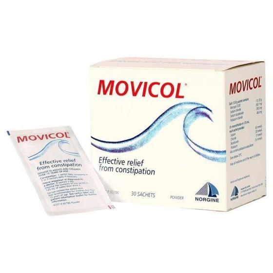 MOVICOL ASSOCIAÇÃO SOL OR EM SAQ SAQ - 30  - 25 ML