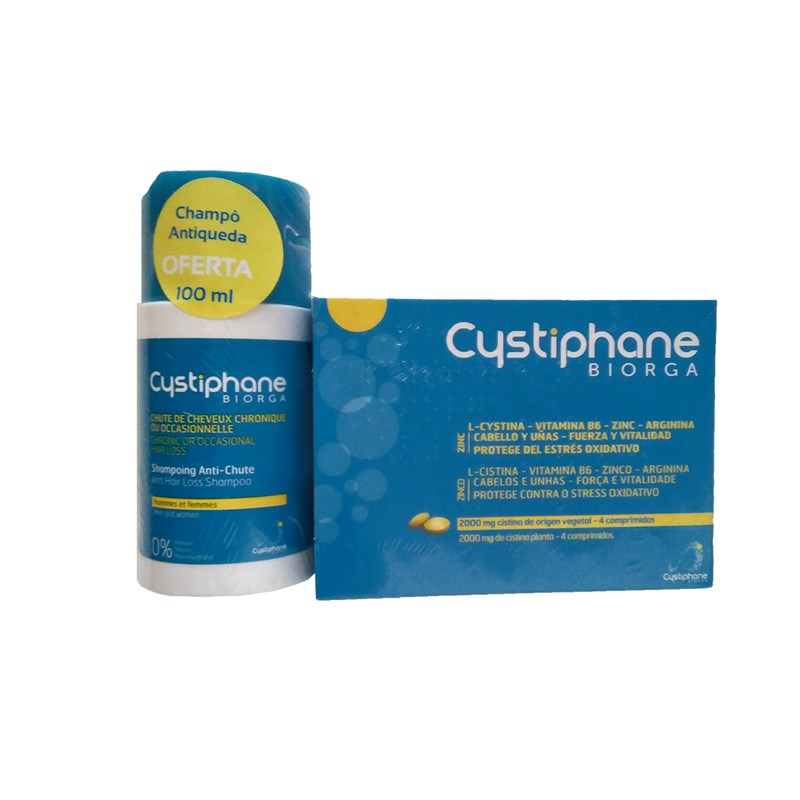 CYSTIPHANE BIORGA COMPX120+OF CH QUEDA100ML