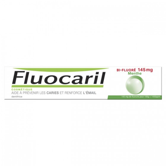 FLUOCARIL PAST DENT MENTOL 75ML