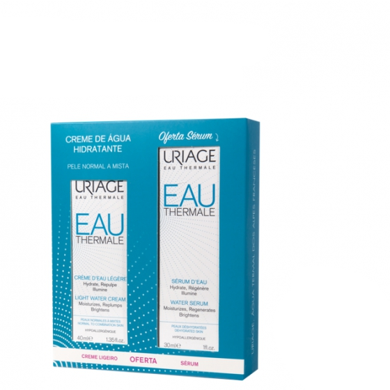 URIAGE AG TERMAL CR AG LIG40+OF SERUM30