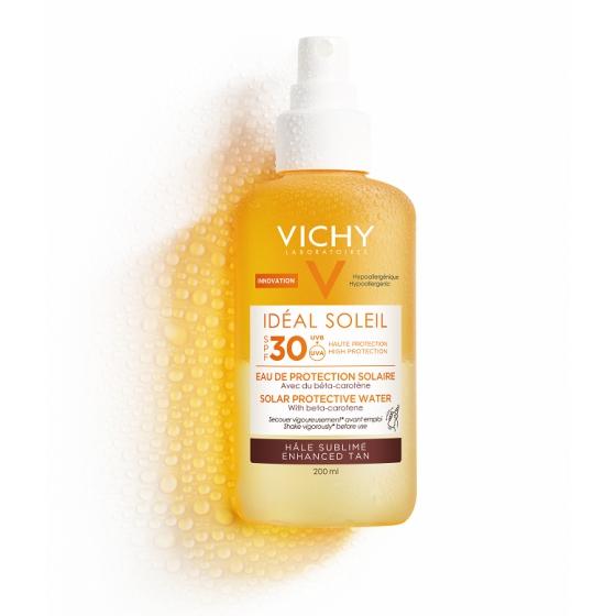 VICHY IDEAL SOLEI AG PROT BRONZ 30 200ML