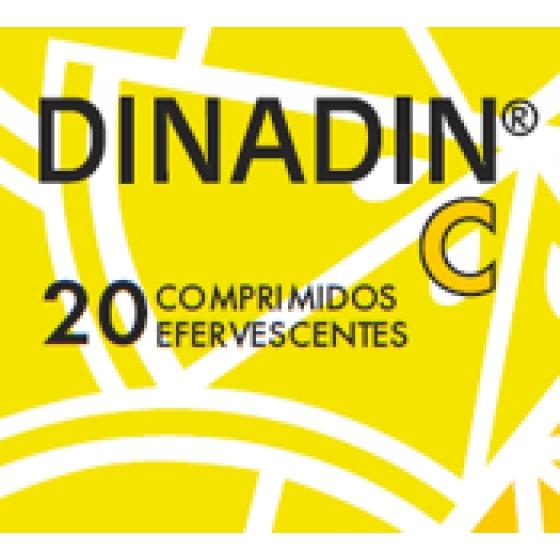 DINADIN C 20 COMP EFERV