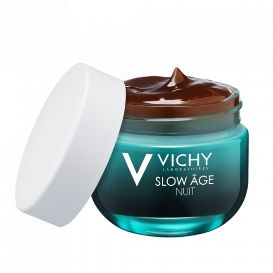 VICHY SLOW AGE CR MASC NOITE 50ML