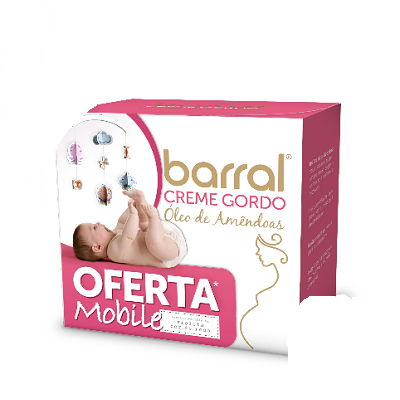 BARRAL CR GORD OL AMEND200ML+OF MOBILE