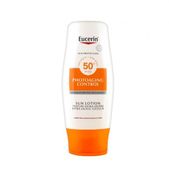 EUCERIN SUNBODY AG REP LOC 50+ 150ML -20%
