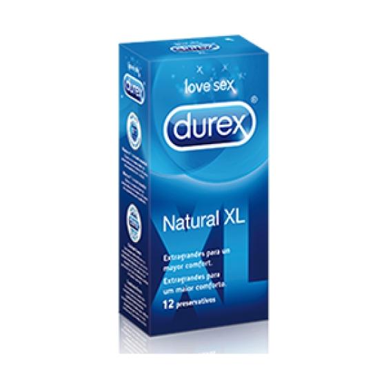 DUREX  XL PRESERVATIVO X 12