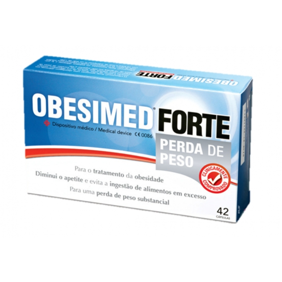 OBESIMED FORTE CAPS X 42