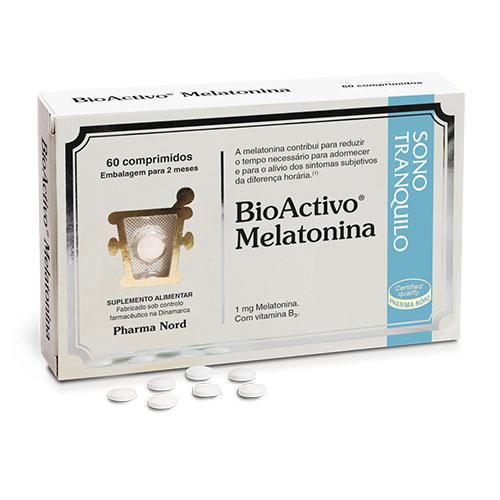 BioActivo Melatonina