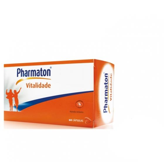 PHARMATON VITALID CAPS X60 + DESC 5E