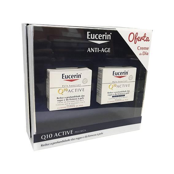 EUCERIN Q10 ACTIVE CREME NOITE PS+ OFERTA CREME Q10 DIA