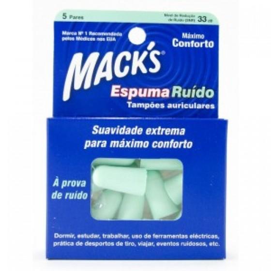 MACK S ESP RUIDO TAMPAO OTO X 5