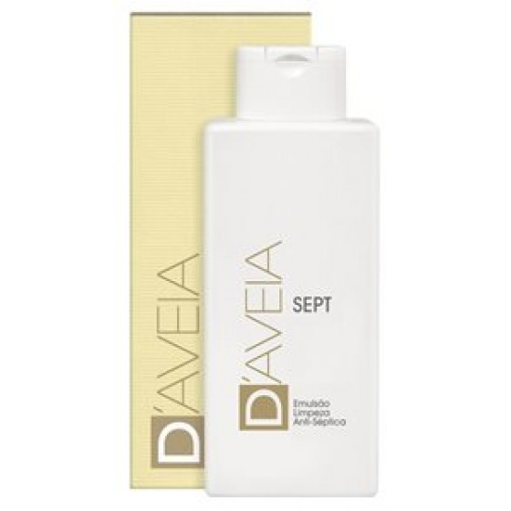 D AVEIA EMULSAO SEPT 200 ML
