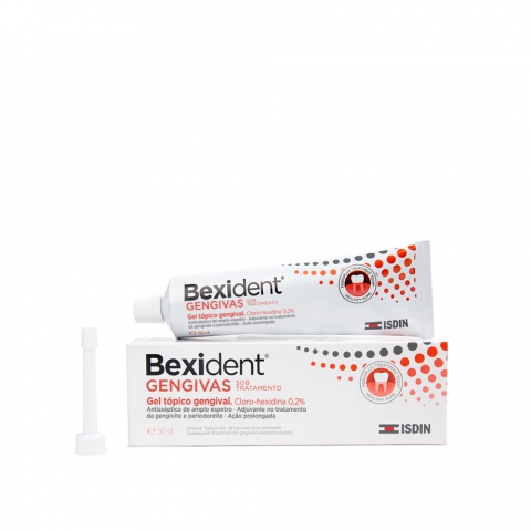 BEXIDENT GENGIVAS GEL GENG 50 ML