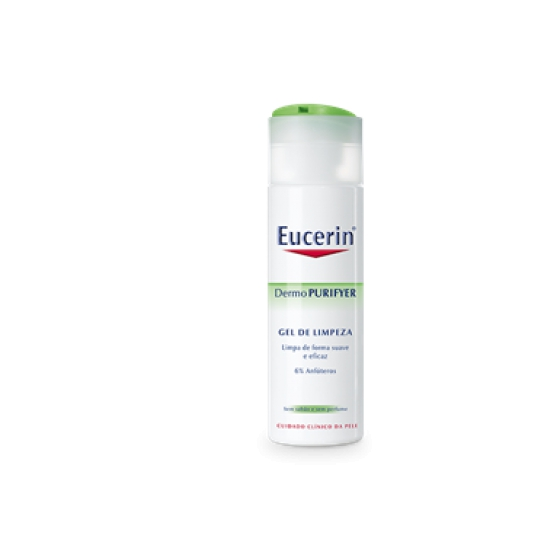 EUCERIN ACNE GEL LIMP 200 ML