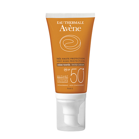 AVENE SOLAR CR SPF 50+ COR 50 ML