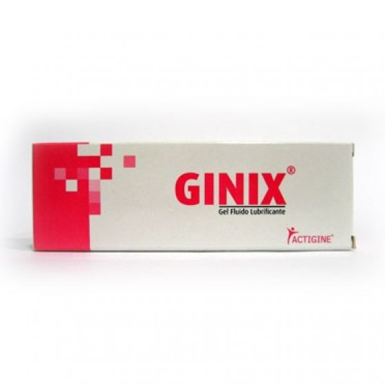 GINIX GEL FLUIDO LUBRIF 60 ML
