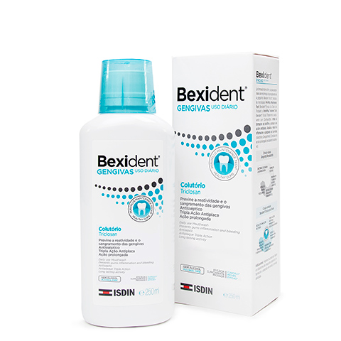 BEXIDENT GENGIVAS COLUT TRICLOSAN 250 ML