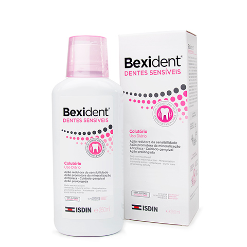 BEXIDENT DENTE SE COLUT DENT SENS 250 ML
