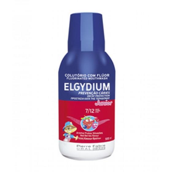 ELGYDIUM JUNIOR COLUT FLUOR 500 ML