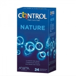 CONTROL NATURE AD PRESERVATIVO ADAPTA X 24