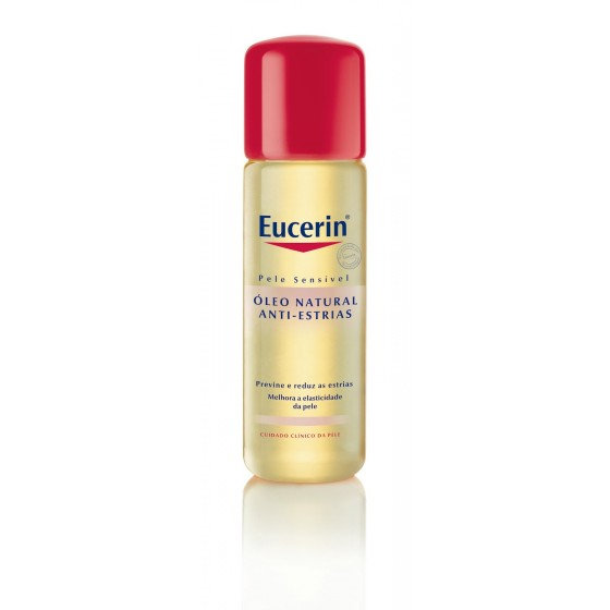 EUCERIN OLEO NATURAL ESTRIAS 125M