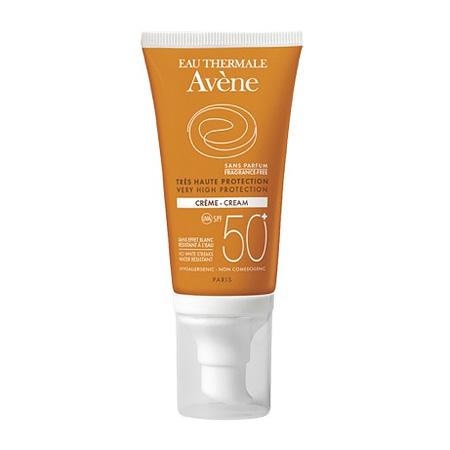 AVENE SOLAR CR SPF50+ S/ PERFUM