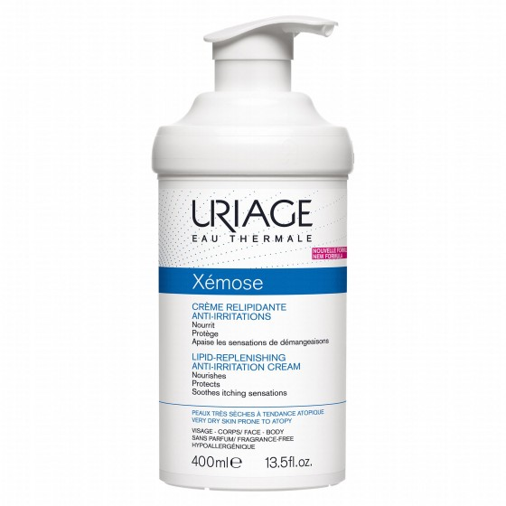 URIAGE XEMOSE CR EMOLIENTE 400 ML
