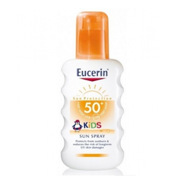 EUCERIN KID SOLAR SPRAY SPF50+ 200 ML