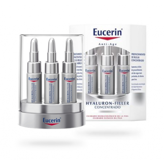 EUCERIN FACE HYALURON FIL CONC 6 X5ML
