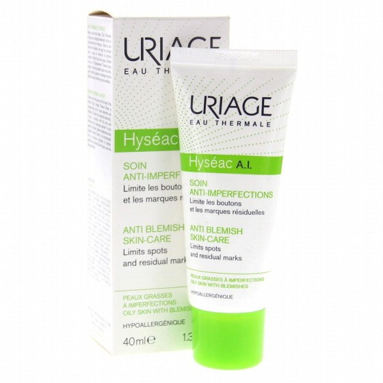 URIAGE HYSEAC AI EMULSAO 40 ML