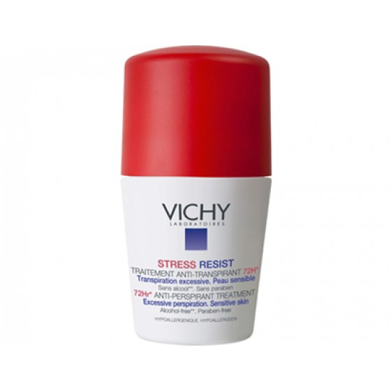 VICHY DEO ROLL ON TRANSPIR EXCE 72H