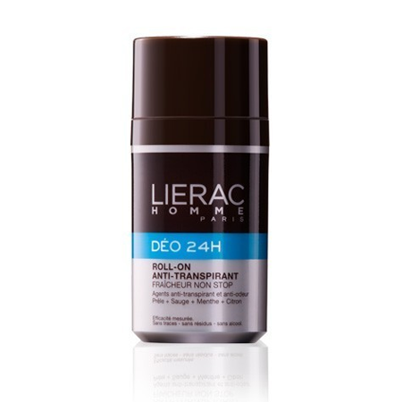 LIERAC HOMME STICK DESOD. 50ML