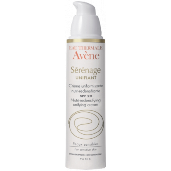 AVENE SERENAGE UNIFIANT CR SPF20 40ML
