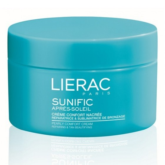 LIERAC SUNIF APR CR NACAR APRES SOL 200ML