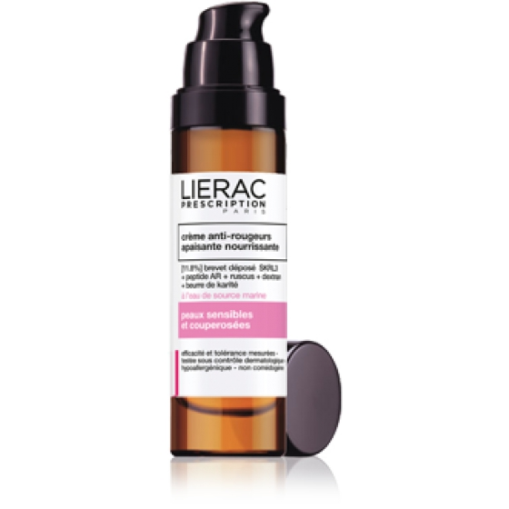 LIERAC PRESCRIPT CR VERMELH HIDRA 40ML