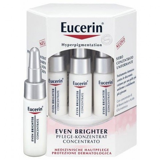 EUCERIN FACE CR EVEN BRIGHT CONC 5MLX6