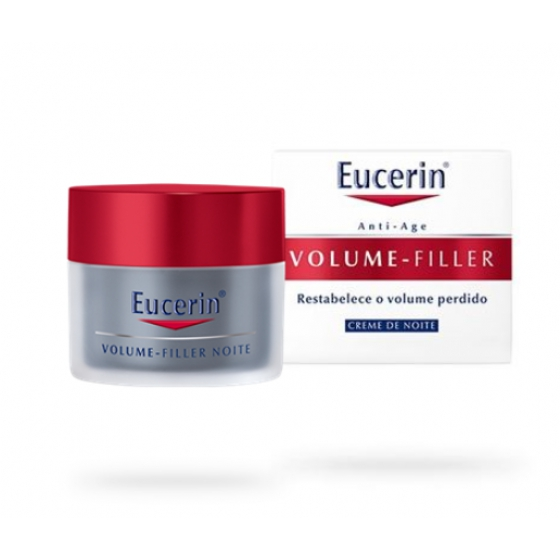 EUCERIN VOL FILL CR NOITE 50ML