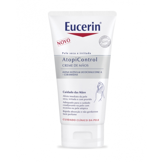 EUCERIN ATOPICONT CR MAOS INTENSIVO 75ML