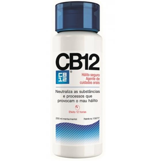 CB12 SOL OR MENT/MENTOL 250ML