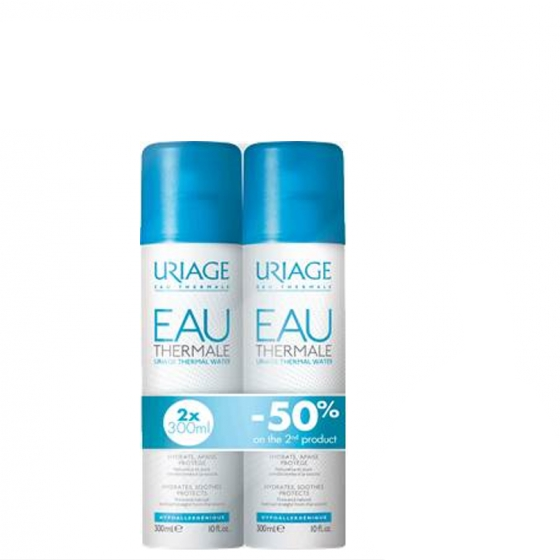 URIAGE DUO AG TERMAL URIAGE 300ML+DESC