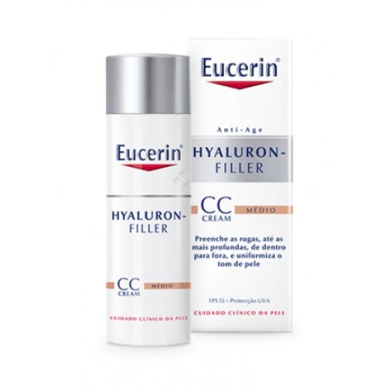 Eucerin AA HYALURON-F CC MEDIO 50ML